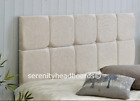 "!EXCELLENT MONACO *CHENILLE HEADBOARD* ALL SIZES & COLOURS IN 22"" & 26"" HEIGHTS!"