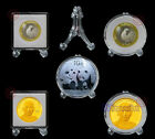 10PCS COIN CAPSULES Holder Portable Storage Case Box Container For All Size