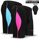 Ladies Women Cycling Padded Short MTB Bicycle with Anti-Bac Coolmax Pad