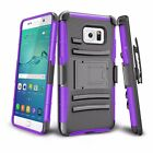Shockproof Heavy Duty Case Cover Stand For Samsung Galaxy S6 S VI G9200 GS6
