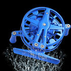 95g Blue Aluminum Alloy Gear Wheel Fishing Reel for Ice Fishing / Fly Fishing