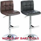 GRID BAR STOOL AVAILABLE IN BLACK, WHITE, RED AND BROWN