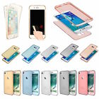 ETUI COQUE HOUSSE FULL PROTECTION SILICONE TPU 360 SAMSUNG GALAXY IPHONE HUAWEI