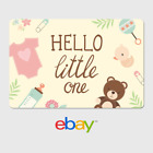 eBay Digital Gift Card - Congrats Hello Little One -  email delivery <br/> US Only. May take 4 hours for verification to deliver.