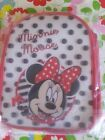 girls disney minnie mouse red  bag backpack straps zipper