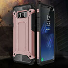 For Samsung Galaxy S8 / S8 Plus Hybrid Rugged Armor Shockproof Phone Case Cover