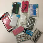 50pcs Wholesale Apple iPhone 4 and 5 Hard Case Cover Bumper and Phone Pouches