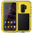 Metal Shockproof Aluminum Heavy Duty Case Cover For Samsung Galaxy Note 9 S9 S8+