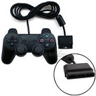 1/2PCS Dual Shock Gamepad Joystick Wired for Sony Playstation 2 PS2 Controller