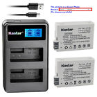 Kastar LP-E8 LPE8 Battery Charger for Canon EOS Rebel T2i EOS Rebel T3i Camera