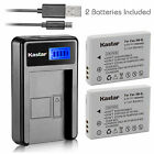 Kastar NB-5L NB5L Battery Charger for Canon PowerShot SD970 IS SD990 IS SX200 IS