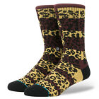STANCE SOCKS NEW Mens Brown Halftime Socks BNWT