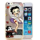 for iPhone5 5s 6 6s 7 plus Phone Cases betty boop bimbo $1.99 USD