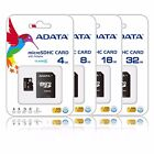 ADATA 4GB 8GB 16GB 32GB Micro SD SDHC Class 4 TF Flash...