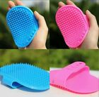 Dog Cat Bath Brush Comb Hair Rubber Glove Pet Puppy Hair Grooming Massage Mitt