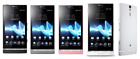 Sony Ericsson Xperia SL LT26ii Unlocked Android 32GB 12MP Smartphone - 2 Colors