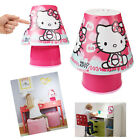 Hello Kitty Lamp Bedside Light Shade Reading Cool Touch Bedroom Table Lighting