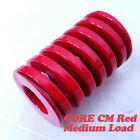 4pcs CORE CM25mm Medium Load Mold die spring Rad stamping Press Mould Coil.