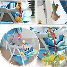 Baby Stroller Secure Toys Rope No Drop Bottle Cup Holder Strap Chair Car Seat