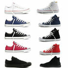ALL STARs Women Lady Chuck Taylor Ox Low High Top shoes Casual Canvas Sneakers
