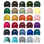 DADDY Dad Hat Low Profile Baseball Cap Many Colors Available