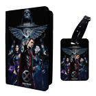 Marvel X-Men Apocalypse Poster Luggage Tag & Passport Holder - T2603