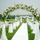 33FT/10M Wedding Backdrop Gauze Curtain Wedding Party Venus Decor 5 Colors