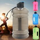 2.2L Big Large BPA Free Sport Training Drink Water Bottle Cap Kettle Camping