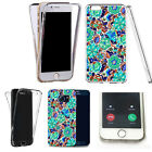 360° Silicone gel shockproof case cover for most mobiles -design ref zq130 clear