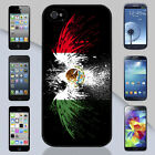 New Eagle Mexico Flag Art Apple iPhone & Samsung Galaxy Case Cover