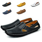 Men Slip On Loafer Summer Driving Moccasin Casual Breathable Shoes Sandals