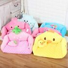 New Cute Cozy Velvet Pet Dog Cat Sofa Bed House Cushion Kennel Puppy +toy M,L