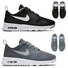 Kids Nike Leather Travas Lace Up Trainer Sports Running School Shoes Size 10-2.5