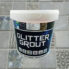 White Glitter Grout for bathroom, kitche...