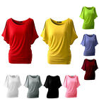 Fashion Women Summer Loose Top Short Sleeve Blouse Lady Casual Tops T-Shirt P27
