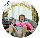 Mrs Browns Boys Edible Icing Cake Topper 7.5in Precut Round/Square 2 designs