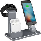 For Apple Look at Stand Charger Dock Holder Aluminum fr Airpods/Apple Vigilant/iPhone