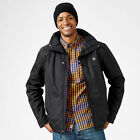Timberland Mens MT. Crescent Fleece Lined Waterproof Jacket A1COT Black S M L XL