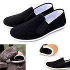 Martial Art Kung Fu Tai Chi Shoes Dichotomanthes Sole Casual Shoes Slipper