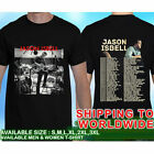 Jason Isbell and the 400 Unit Concert Tour Dates #197 T-Shirt Tees Size S-5XL