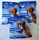 Buffalo Ears - 1 Packet (3 Ears)- For Dogs/Puppies - Buy 5 Packets Get 1 Free!!