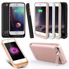 External Back Power Bank Pack Battery Charger Case For iPhone 5 5c SE 6 6S Plus