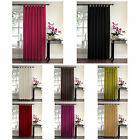 Curtains Panel Sequin Fully Lined Luxury Ready Made Ring Top Bedroom Living room