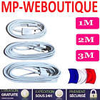 CABLE DATA USB CHARGEUR RECHARGE SYNC iPhone 5S-5C-SE-6-6S-7-7Plus-Ipod