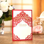 Wedding invitation cards CW7509, with envelopes, seals, personalized printing