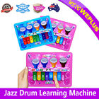 Touch Screen Jazz Drum Key Type Piano Table Game Musical Instrument Toy Kids Toy