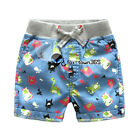 Summer Toddlers Boy Girl Baby Child Kids Animal Jeans Shorts Pants Trousers 2-8Y