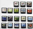 """Official Nintendo DS NDS Game """" Cartridge Only """" Choose Titles from Drop Down £2.99 GBP"""