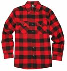 CE Motorbike Motorcycle Cotton Flannel LumberJack Armoured SHIRT