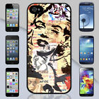 New Marilyn Monroe Colorful Art Apple iPhone & Samsung Galaxy Case Cover